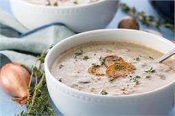 सर्दी के मौसम में बनाएं टेस्टी एंड हेल्दी मशरूम सूप
