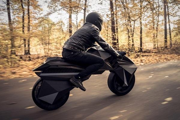 आ गई दुनिया की पहली 3D प्रिंटेड ई-मोटरसाइकिल
