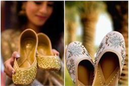 हील्स नहीं पहनना चाहती तो शादी के लिए चूज करें ये पंजाबी जूती