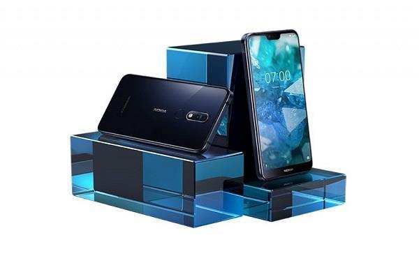 ड्यूल रियर कैमरा सेटअप और प्योरव्यू डिस्प्ले के साथ Nokia 7.1 लांच