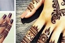 मेहंदी डिजाइन के ये हैं कुछ अलग Mehndi Designs, आप भी करें...