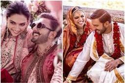 DeepVeer Wedding : दीपिका-रणवीर ने शेयर की शादी की खूबसूरत तस्वीरें