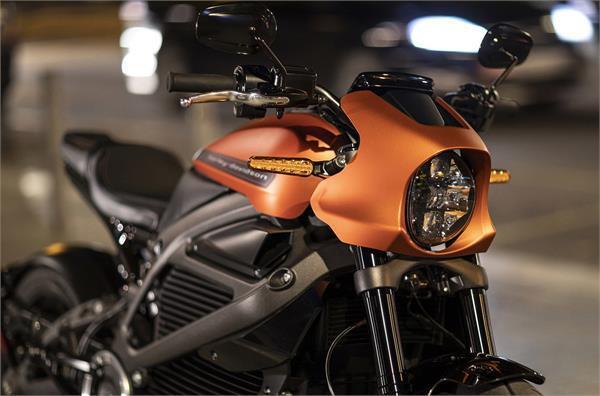 7 राइडिंग मोड्स के साथ हार्ले-डेविडसन ने दिखाई पहली इलेक्ट्रिक बाइक
