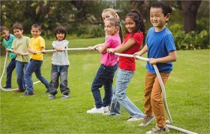 बच्चे के लिए बेस्ट हैं आउटडोर गेम्स, मिलते हैं फायदे ही फायदे