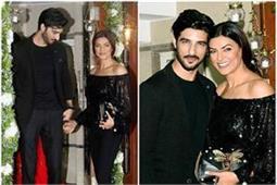 ब्वॉयफ्रेंड का हाथ थाम पार्टी अटेंड करने पहुंची सुष्मिता, देखें तस्वीरें