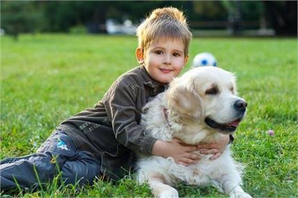 फीमेल डॉग के साथ रहने वाले बच्चे को कम होता है अस्थमा का खतरा
