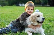 फीमेल डॉग के साथ रहने वाले बच्चे को कम होता है अस्थमा का...