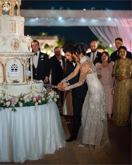 शादी के एक हफ्ते बाद निक जोनस ने शेयर की तस्वीर