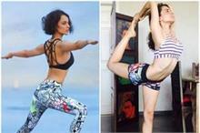 Celeb Fitness:  कंगना की तरह करें 4 आसान और फिगर रखें मेंटेन