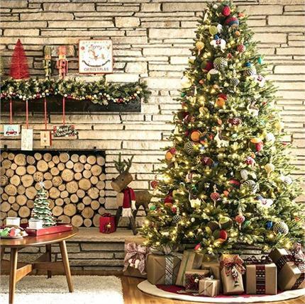 फेंगशुई टिप्स के अनुसार लगाएं Christmas Tree, घर में आएगी सुख-समृद्धि