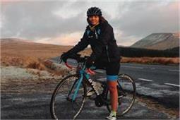 सिर्फ  20 की उम्र में साइकिल से लगाया दुनिया का चक्कर, बनाया रिकॉर्ड