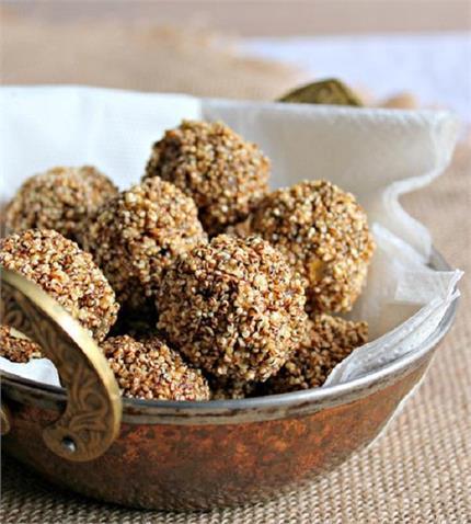 Winter Recipe: घर पर खुद बनाकर खाएं स्वादिष्ट राजगिरा लड्डू
