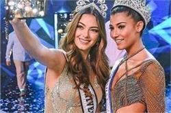 मिस यूनिवर्स 2018ः भारत का प्रतिनिधित्व कर रही हैं नेहल चुडासमा