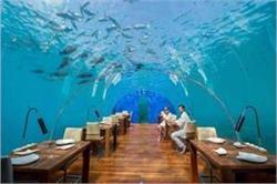 मालदीव का पहला अंडरवॉटर विला, समुद्री जीवन के साथ मिलेगा एडवेंचर का मजा