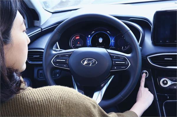 अगले साल हुंडई लाएगी स्मार्ट फिंगरप्रिंट टैक्नोलॉजी से लैस नई SUV