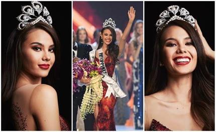 फिलीपींस की कैटरिओना के सिर सजा मिस यूनिवर्स का ताज तो भारत की नेहल...