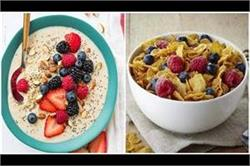 Corn flakes या Oats, जानिए वजन घटाने में क्या है फायदेमंद?
