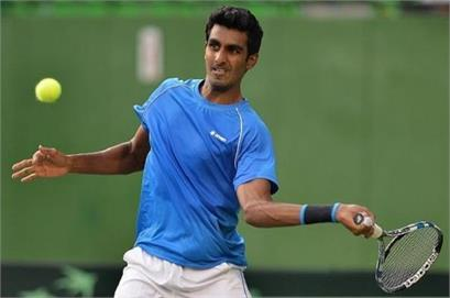 indian tennis player
