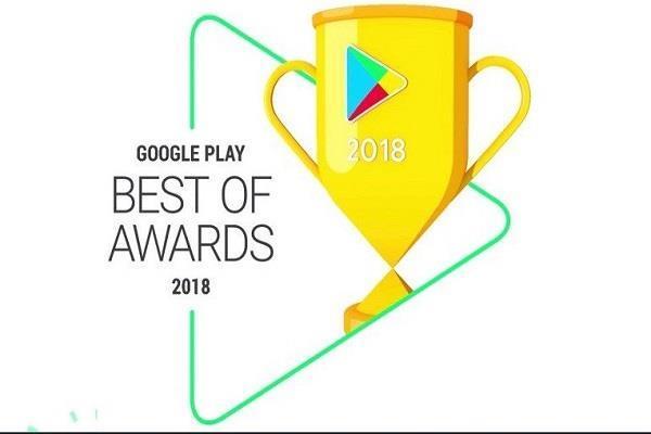 GOOGLE PLAY AWARDS 2018 में PUBG मोबाइल एप ने मारी बाजी