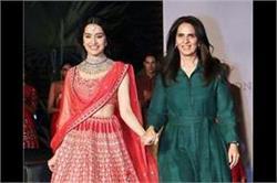 डिजाइनर अनिता डोगरे के लिए रैंप पर उतरी Shraddha Kapoor