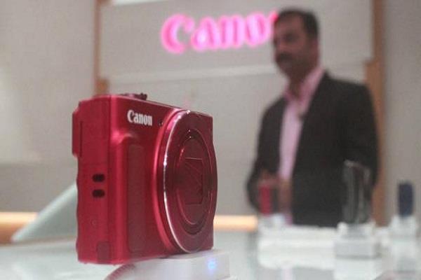 Canon इंडिया ने पेश किया अपना नया कैमरा