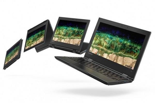 लेनोवो ने लांच किए थिंकपैड और क्रोमबुक सीरीज के तहत 5 नए लैपटॉप