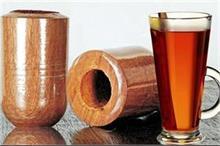 डायबिटीज से छुटकारा पाने के लिए इस लकड़ी के बर्तन में पीएं...