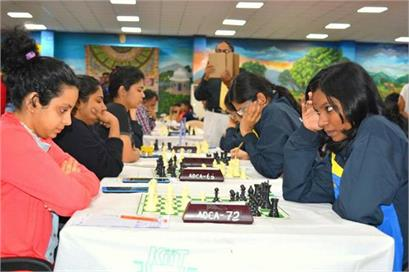 national team chess