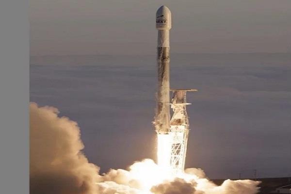 नेक्स्ट जेनरेशन के SpaceX ने सफलतापूर्वक लांच किए 10 सैटेलाइट