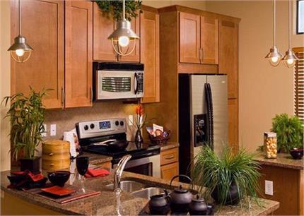किचन में इस तरह लगाएं पौधे, रहेगा फ्रैश
