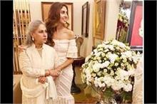 बच्चों के साथ कुछ इस अंदाज में मनाया जया बच्चन ने अपना...