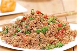 चावल खाने के हैं शाैकीन ताे घर पर बनाएं Cauliflower Fried Rice
