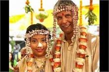 एक-दूजे के हुए मिलिंद और अंकिता, देखिए शादी की खूबसूरत...