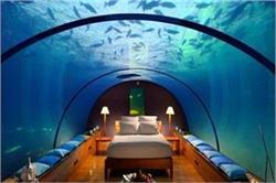 पानी के अंदर बने हैं ये 6 खूबसूरत Hotels