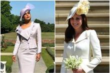 Royal Wedding: किसी ने पहनी लाखों की हील तो कोई इतना महंगा...