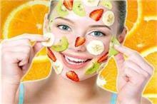 चेहरे को ग्लोइंग बनाए रखना है तो इस्तेमाल करें इन फलों के...