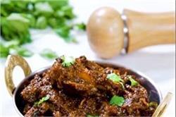 क्या कभी खाया है ऐसा Mutton Pepper Masala