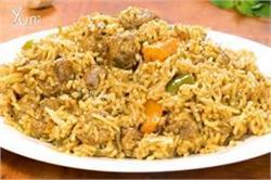 Soya Chunks Biryani से बढ़ाएं रात के खाने का मजा