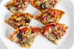 घर पर इस तरह बनाएं Roti Pizza