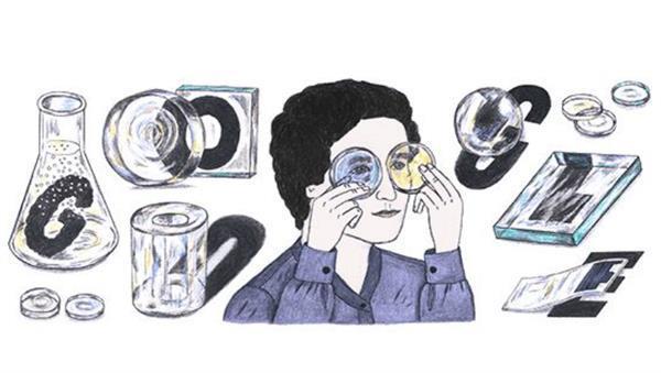 गूगल ने ग्लास कैमिस्ट Marga Faulstich की 103वीं जयंती पर बनाया नया डूडल
