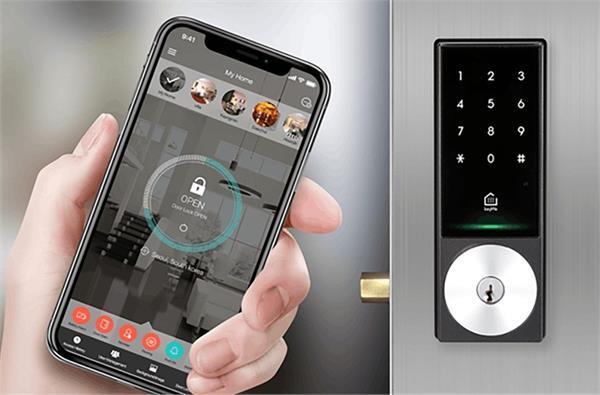 आपके घर की सुरक्षा करेगा KeyWe स्मार्ट लॉक