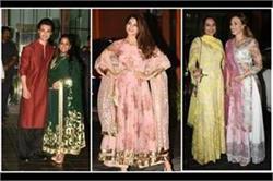 अर्पिता खान ने रखी ईद पार्टी, ट्रैडीशनल अंदाज में दिखें बी-टाउन के कई सितारें