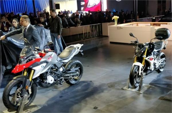 BMW भारत लाएगी अपनी दो शानदार बाइक्स, 18 जुलाई को होंगी लॉन्च