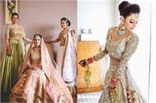 Wedding Fashion! ब्राइडल लहंगे के लेटेस्ट कलर जो 2018 में...