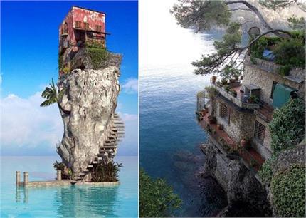 प्रकृति और इंसान के तालमेल से बनी इन 6 जगहों को देखकर हो जाएंगे हैरान
