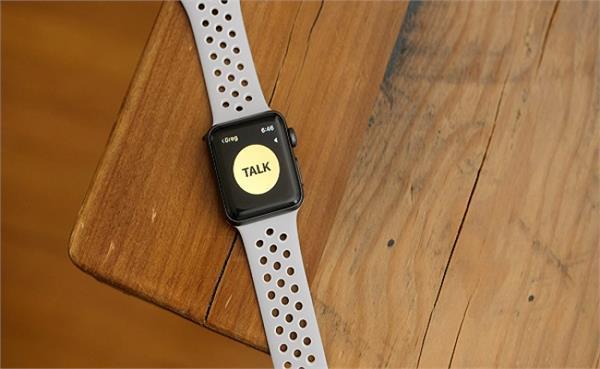 वॉकी टॉकी फीचर के साथ रोलआउट हुअा एप्पल watchOS Beta 2