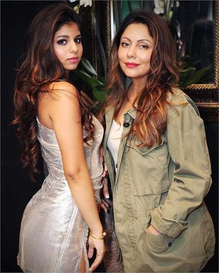 बेटी सुहाना के साथ समय बिताने लंदन पहुंची गौरी, स्टनिंग लुक में आईं...