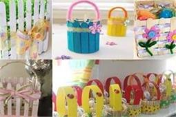 बच्चों को छुट्टियों में सीखाएं Popsicle Stick Crafts