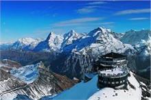 पर्वत की चोटी पर बसा है यह खूबसूरत रेस्टोरेंट, जेम्स बांड...