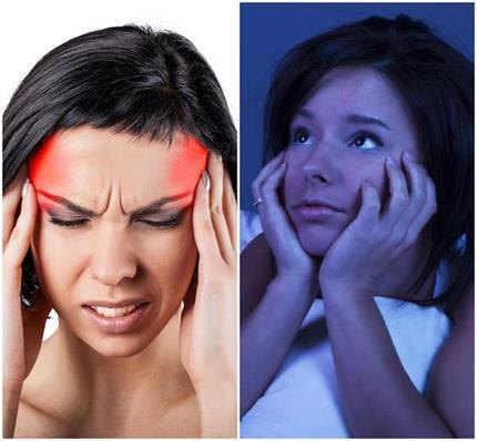 सिर दर्द और अनिद्रा से परेशान है तो जरूर आजमाएं ये आसान उपाय